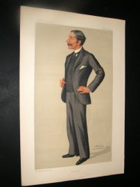 Vanity Fair Print 1890 Joseph Fletcher Green